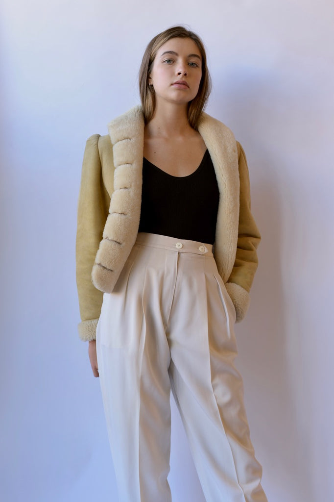 1950s Shearling Jacket