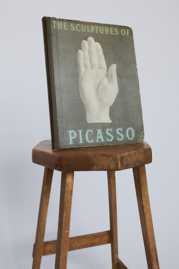 Sculptures of Picasso book
