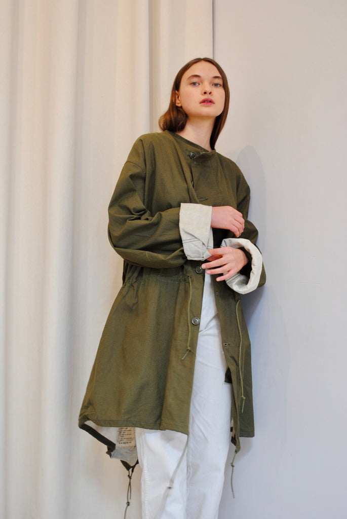 Vintage Cotton Parka