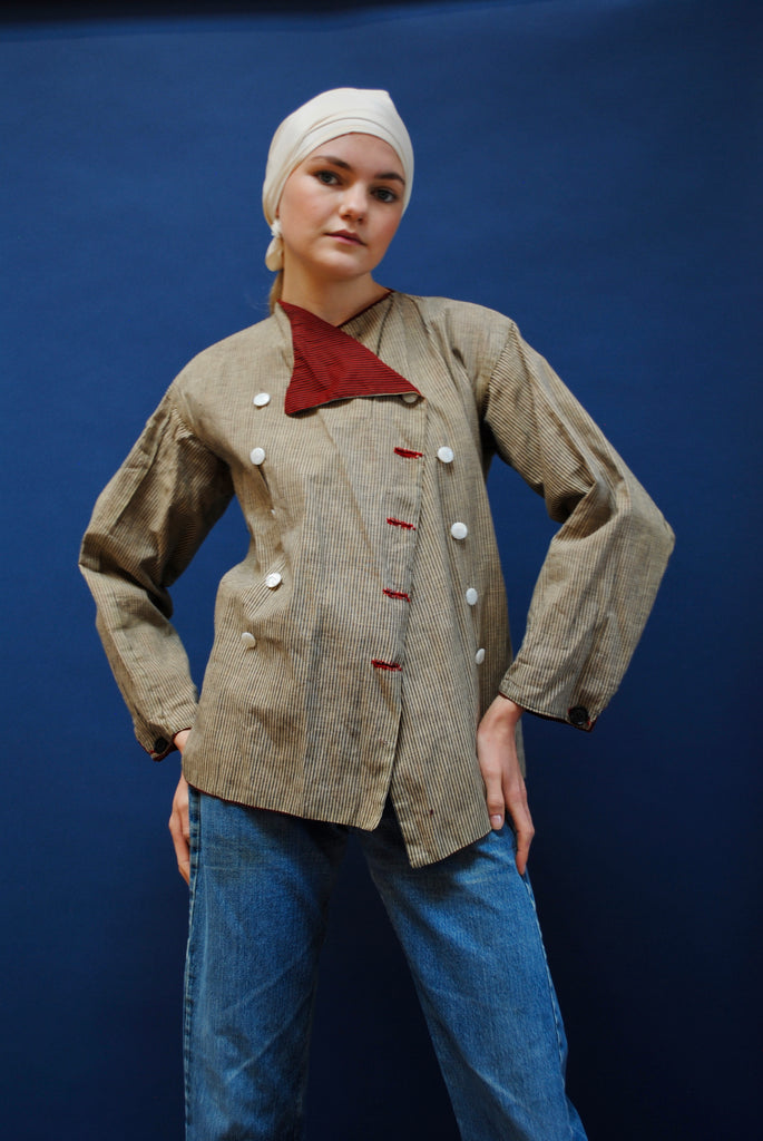 Antique Button Jacket