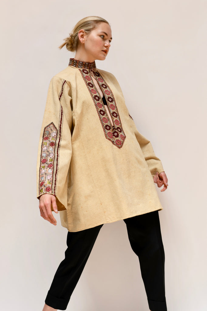 Antique Embroidered Tunic