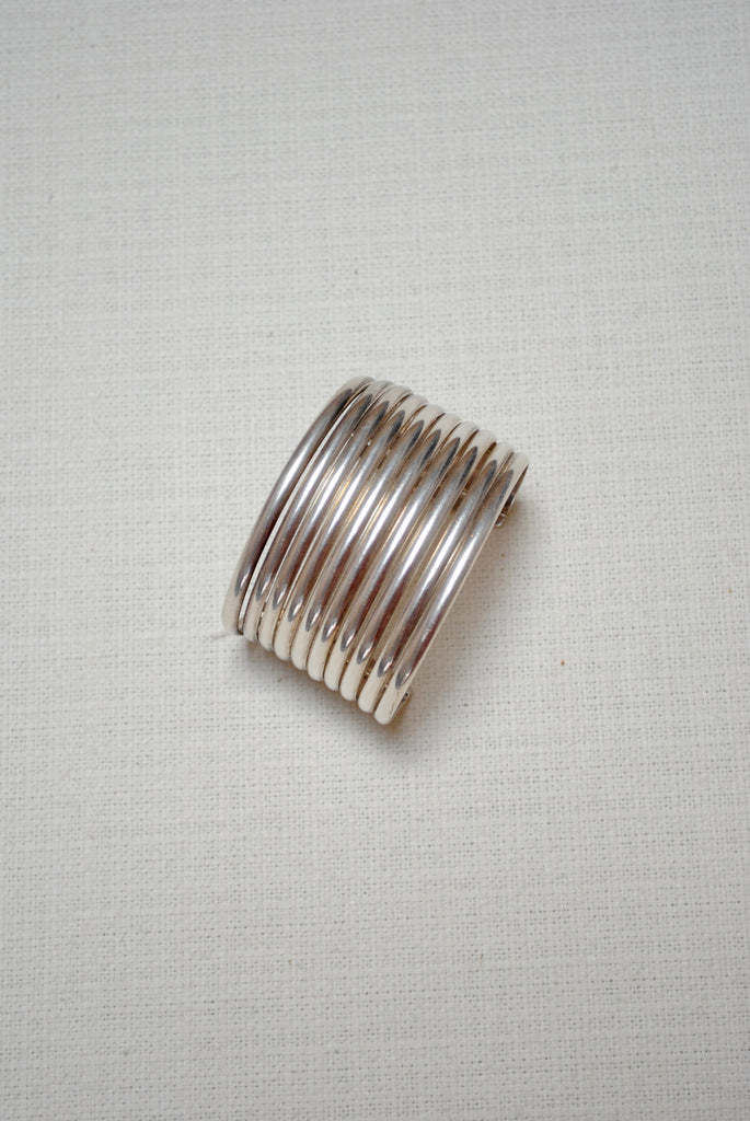 Sterling Stack Cuff