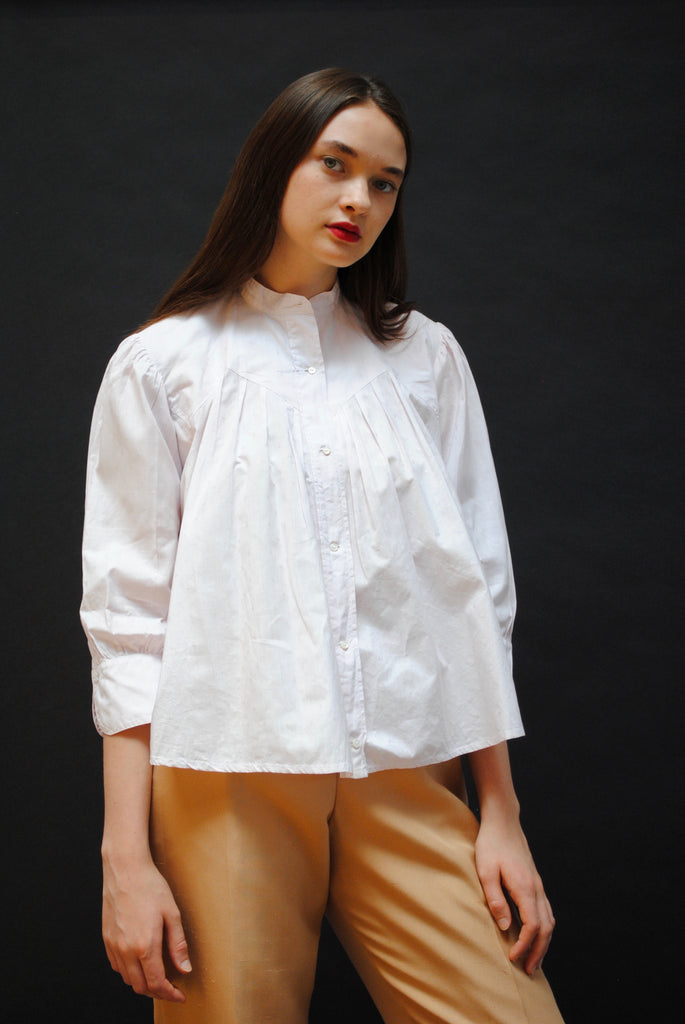 Antique Day Blouse