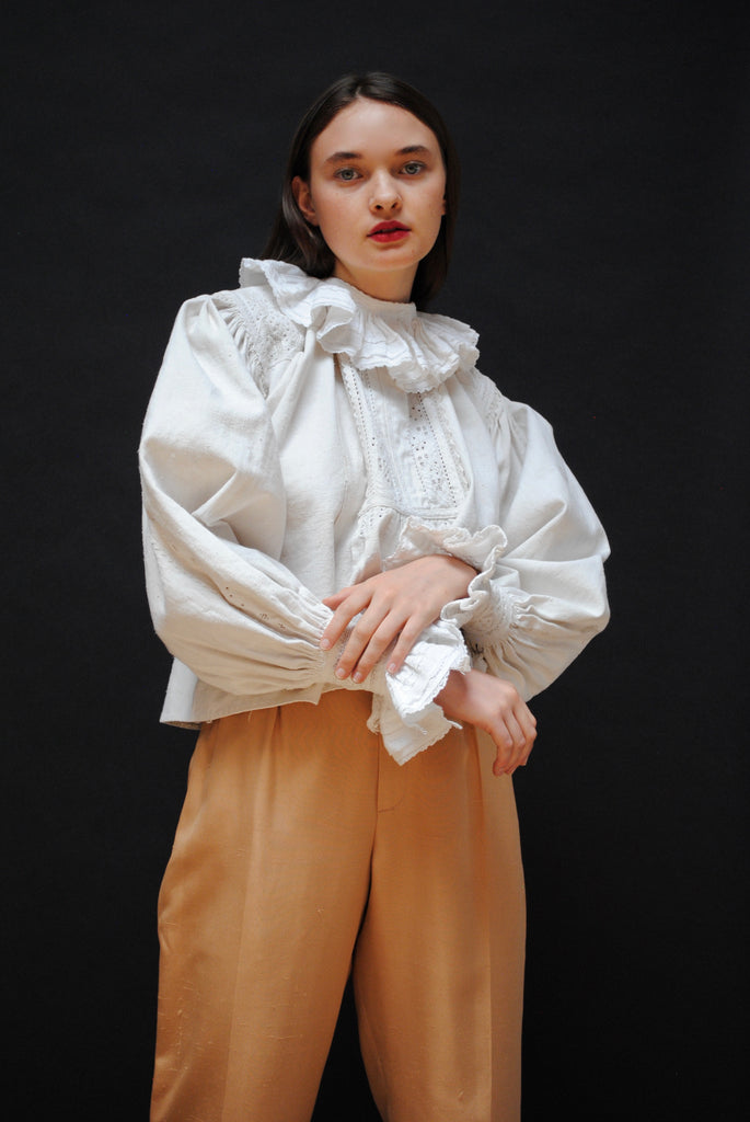 Antique Folk Blouse