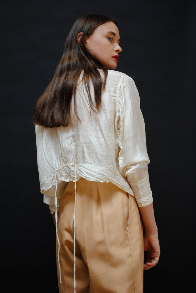 Antique Silk Shirt