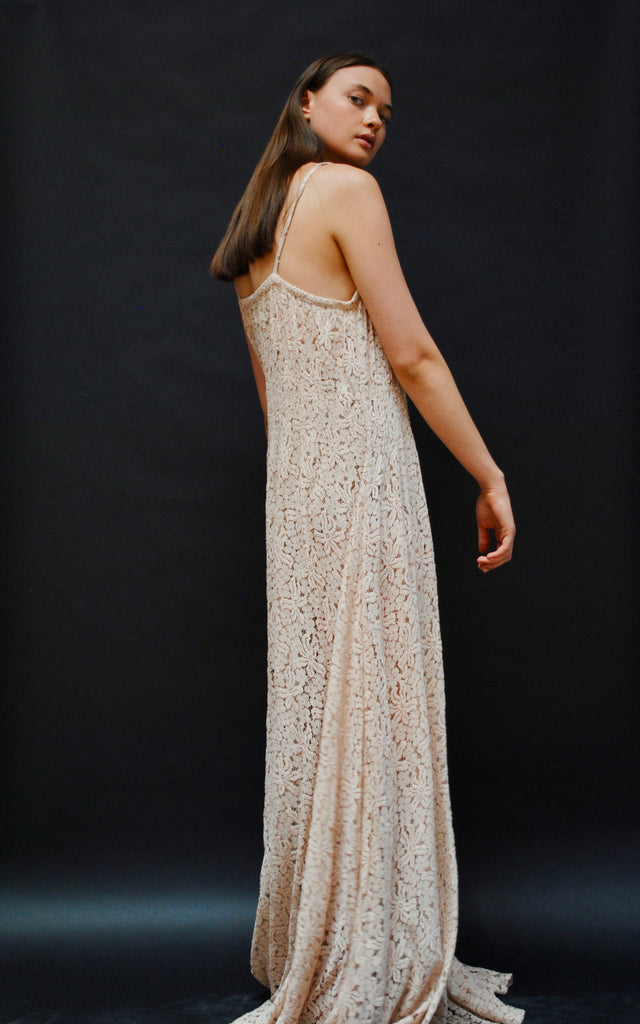 1930's Lace Gown