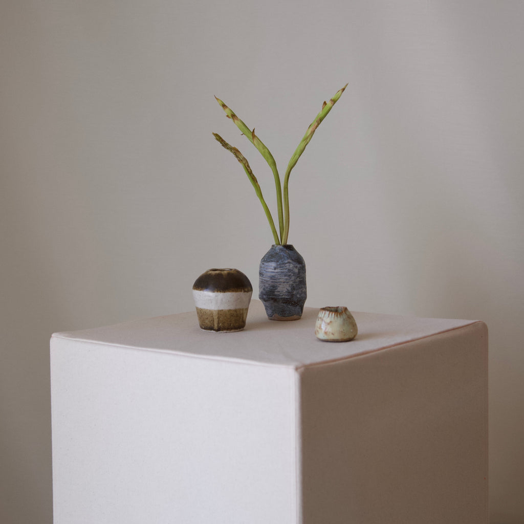 Miniature Ceramic Vases