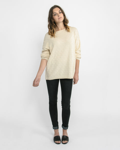 Callahan Off The Shoulder Sweater