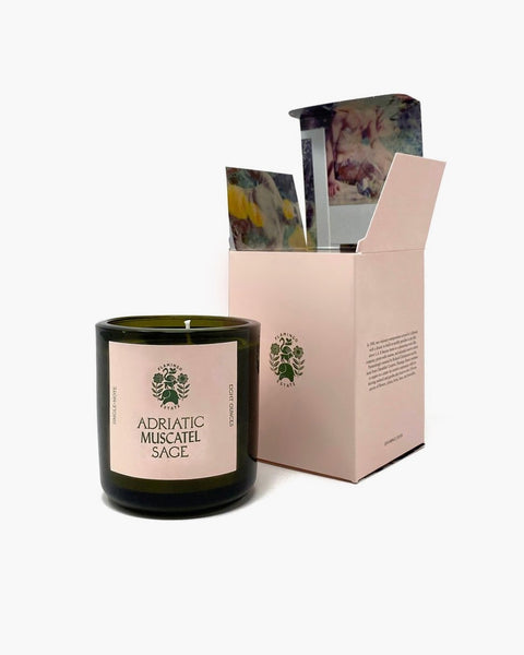 Flamingo Estate Adriatic Muscatel Sage Candle