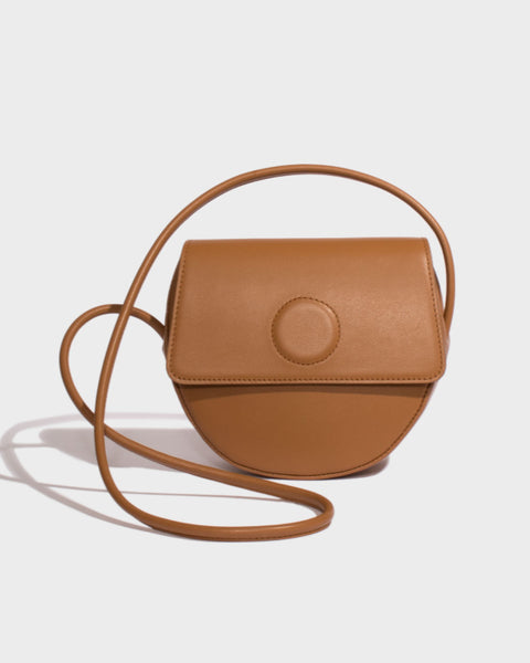 Modern Weaving Petite Crossbody Bag in Canyon
