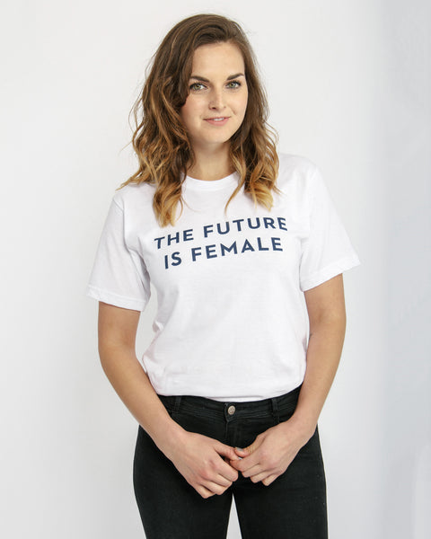 Otherwild The Future Is Female T Shirt