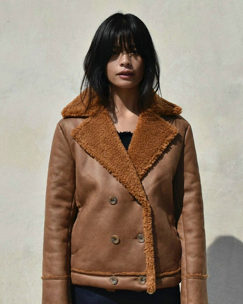 Side Party FUGGIAMO Mina Coat