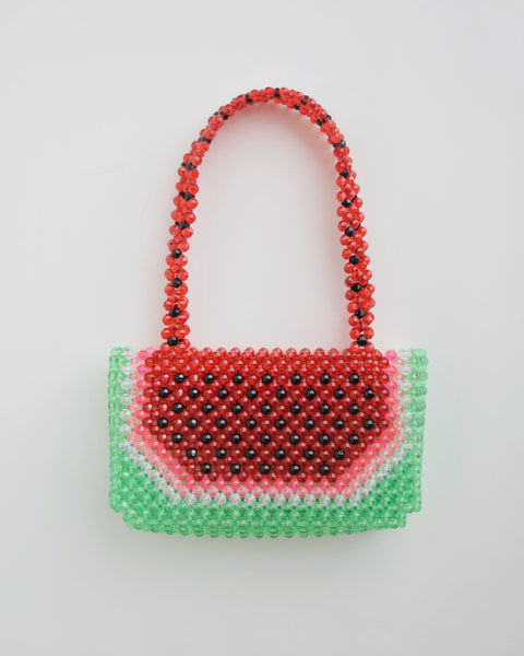 Susan Alexandra FUGGIAMO Watermelon Dream Bag