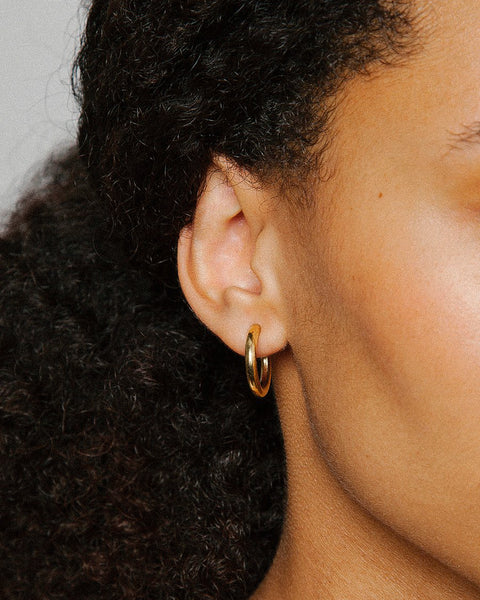 Gia Earrings in Gold