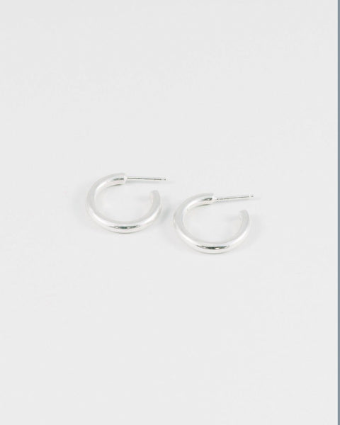 Wolf Circus Gia Hoop Earrings in Sterling Silver