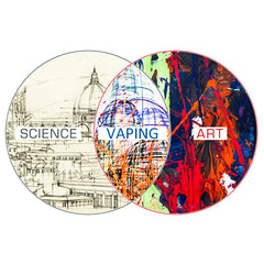 Vaping is a combination of art and science