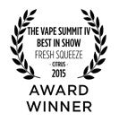 The Vape Summit Award Winner