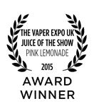 The Vaper Expo UK Award Winner