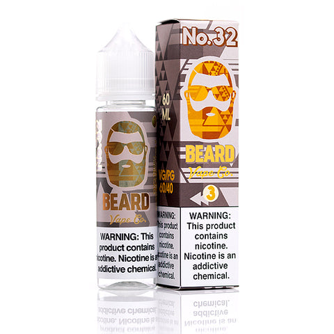 No. 32 - Beard Vape Co. E-Juice (60 ml)