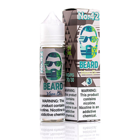 No. 42 - Beard Vape Co. E-Juice (60 ml)