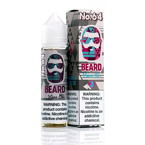 No. 64 - Beard Vape Co. E-Juice (60 ml)