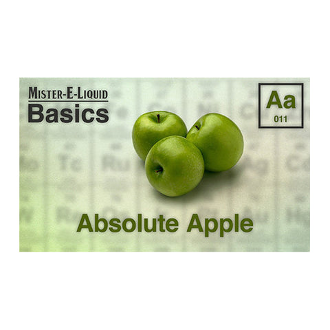 Absolute Apple - Mister E-Liquid