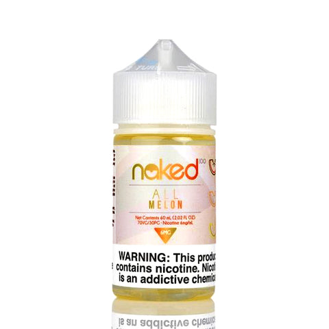 All Melon - Naked 100 E-Juice (60 ml)