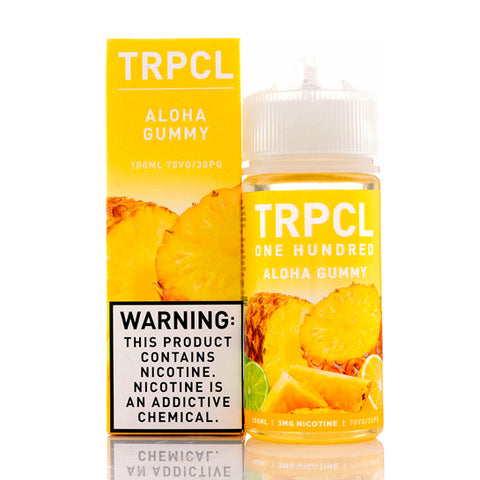 Aloha Gummy - TRPCL E-Juice (100 ml)