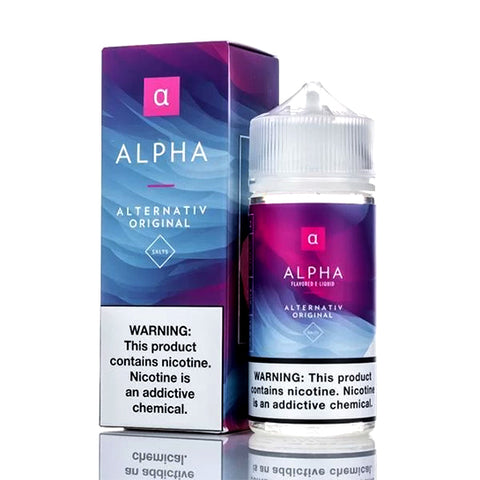 Alpha - Alternativ E-Juice (100 ml)