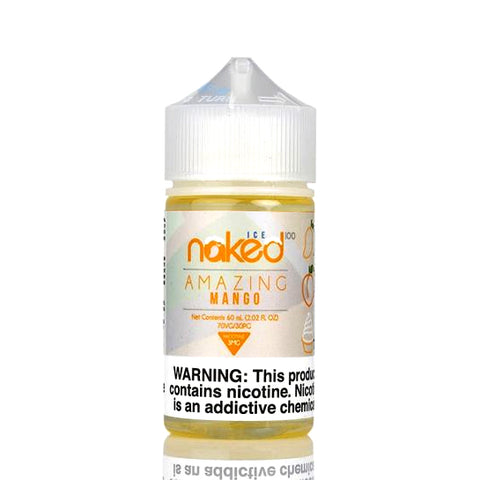 Amazing Mango Ice E-Juice Naked 100
