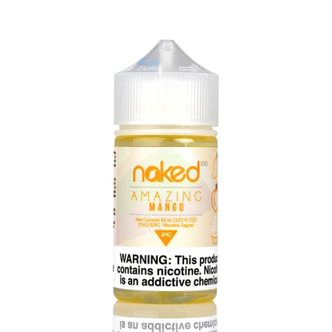 Amazing Mango - Naked 100 E-Juice (60 ml)