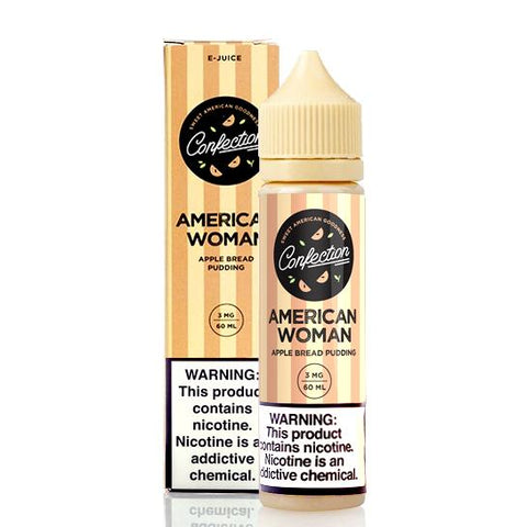 American Woman - Confection E-Juice (60 ml)