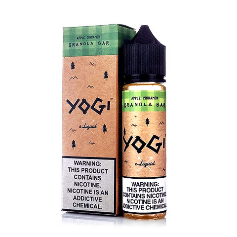 Apple Cinnamon Granola Bar - Yogi E-Juice (60 ml)