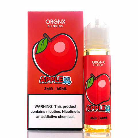 Apple Ice - ORGNX E-Juice (60 ml)
