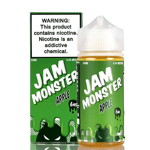 Apple Jam - Jam Monster E-Juice (100 ml)