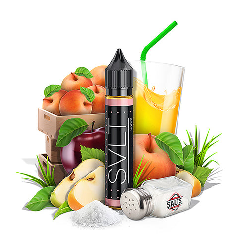 Apple Jay Jay - SVLT Juice Co. E-Juice