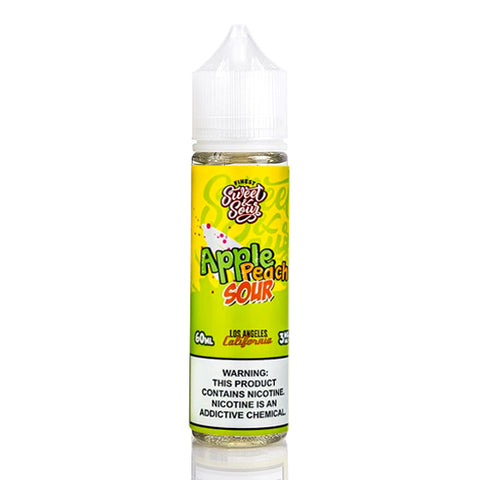 Apple Peach Sour - The Finest E-Juice (60 ml)