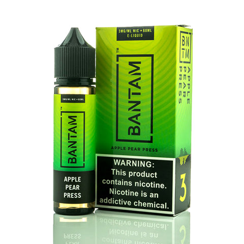 Apple Pear Press - Bantam E-Juice (60 ml)
