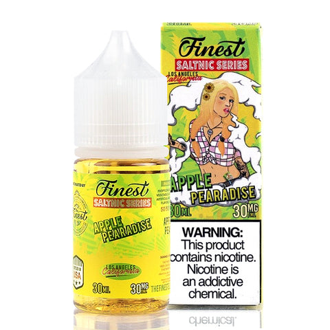 Apple Pearadise Salt The Finest E-Juice