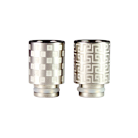 Argento Stainless Steel Drip Tips
