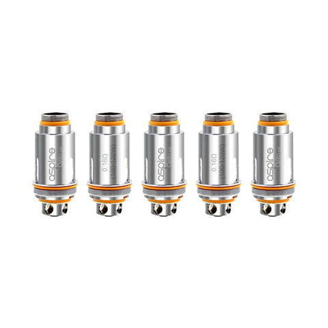Aspire Cleito 120 Replacement Coils / Atomizer Heads (5 pack)