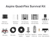 aspire-quad-flex-survival-kit-includes