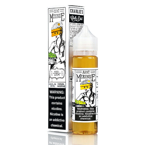 Aunt Meringue Charlie's Chalk Dust E-Juice