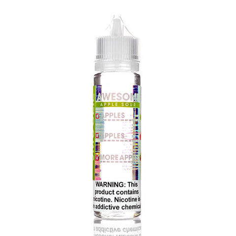 Awesome Apple Sour - Smoozie E-Juice (60 ml)