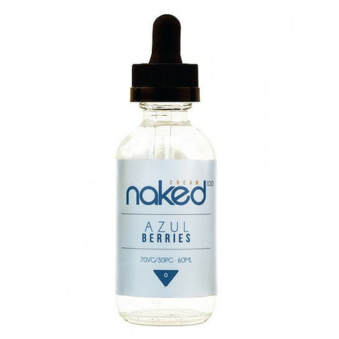 Azul Berries - Naked 100 E-Juice (60 ml)