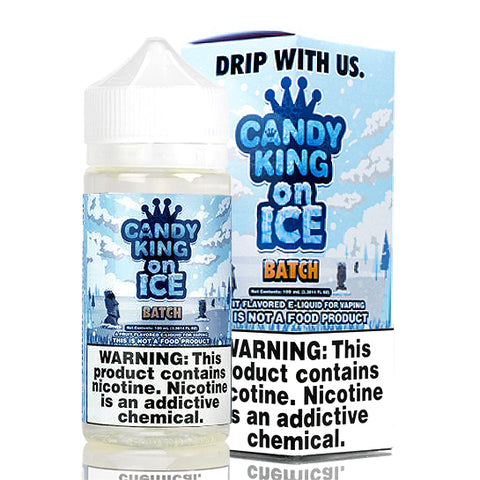 Batch on Ice - Candy King E-Juice (100 ml)