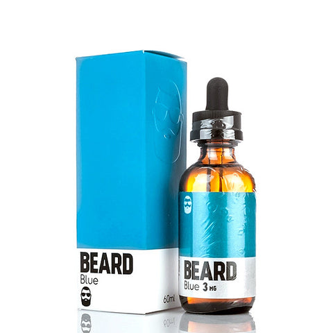 Blue - Beard Vape Co. E-juice (60 ml)