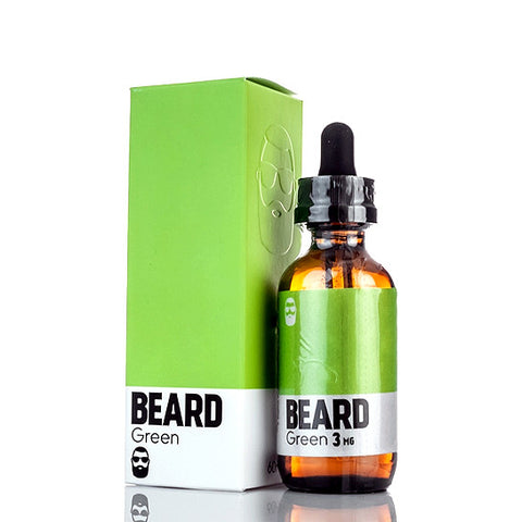 Green - Beard Vape Co. E-juice (60 ml)