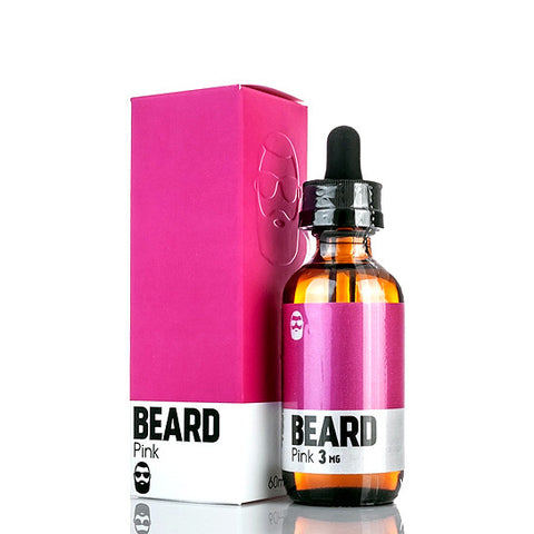 Pink - Beard Vape Co. E-juice (60 ml)