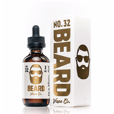 No. 32 - Beard Vape Co. E-juice